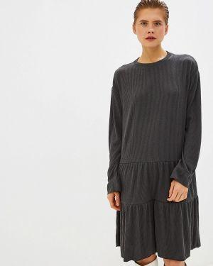 Платье осеннее прямое Noisy May