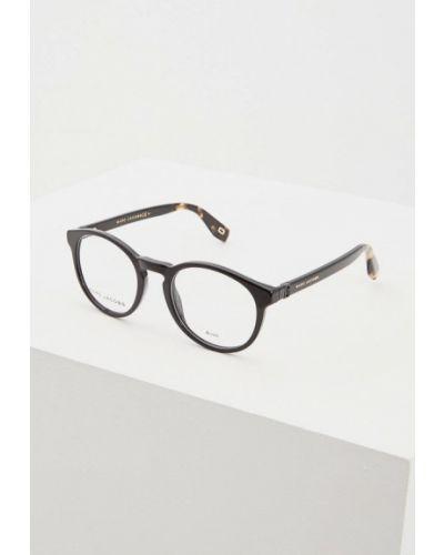 Черные очки круглые Marc Jacobs