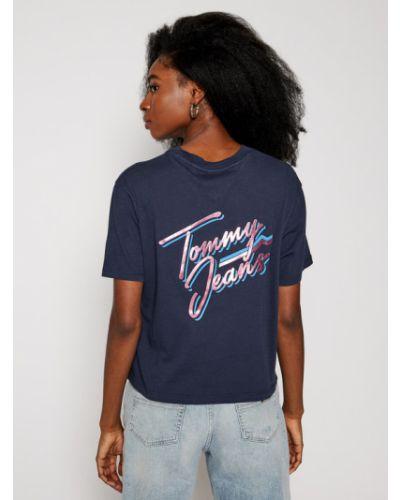 Koszula jeansowa T-shirt Tommy Jeans