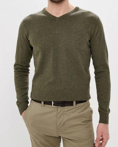 Пуловер зеленый хаки Kensington Eastside