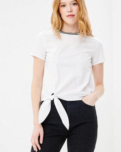 Белая блузка Savage