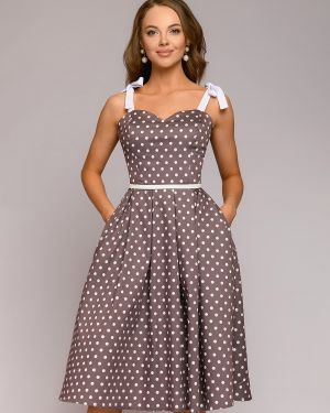Сарафан хлопковый на бретелях 1001 Dress