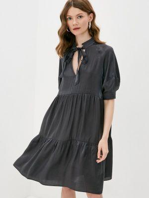 Платье - серое Twist & Tango