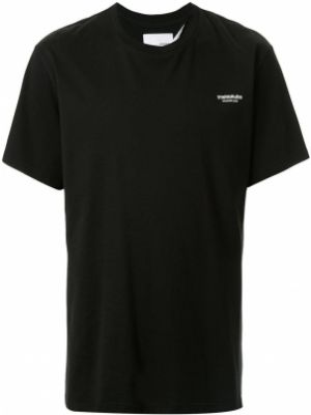 Черная футболка Yoshiokubo