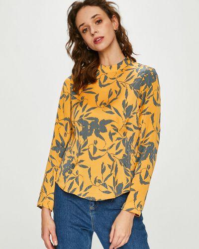 Блузка с воротником-стойкой прямая Vero Moda
