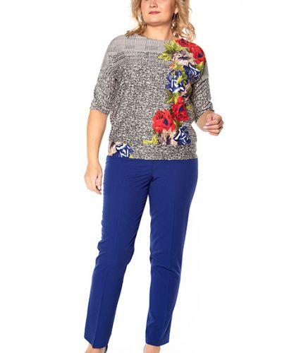 Трикотажная блузка - красная Virgi Style