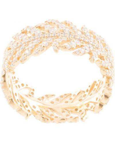 Кольцо из золота металлический Apm Monaco