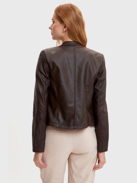 Куртка на молнии с воротником круглая Defacto