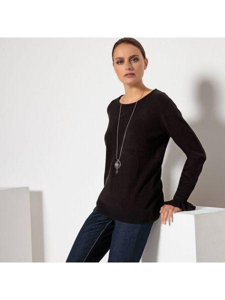 Пуловер в рубчик Anne Weyburn