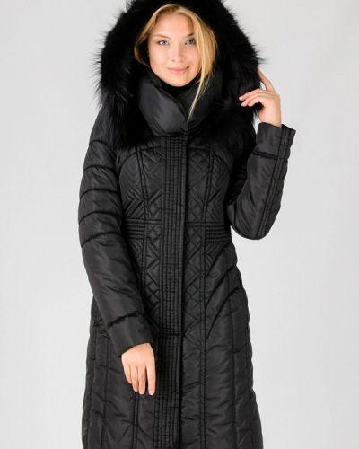 Зимняя куртка осенняя черная Raslov