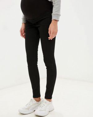 Черные брюки Topshop Maternity