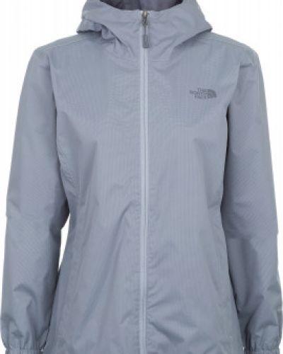 Куртка с капюшоном водонепроницаемая спортивная с мехом The North Face