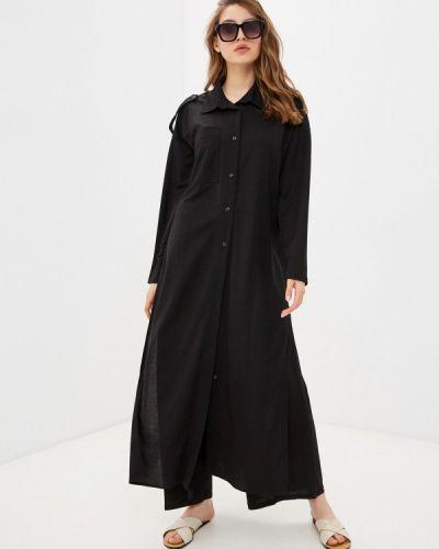Черный костюм Allegri