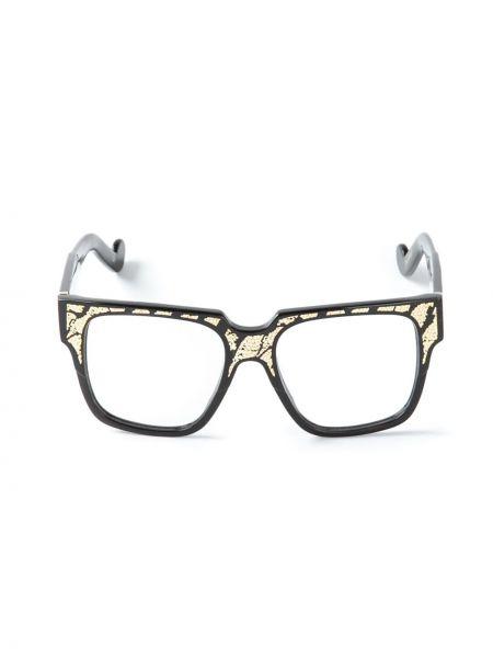 Черные очки квадратные Anna Karin Karlsson