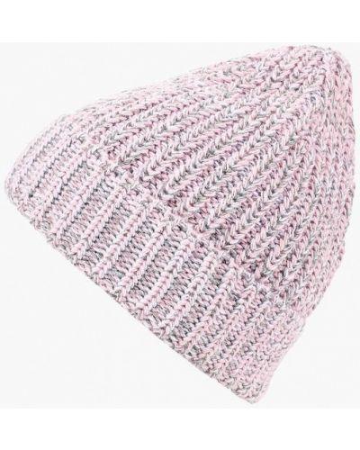 Розовая шапка осенняя Mascotte