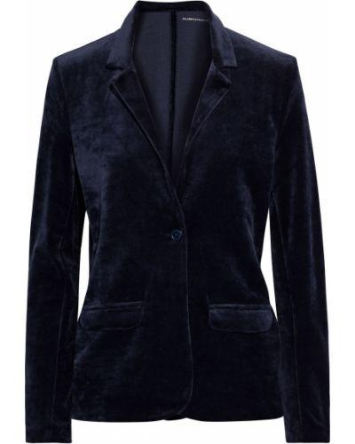 Ватный хлопковый пиджак с карманами Majestic Filatures