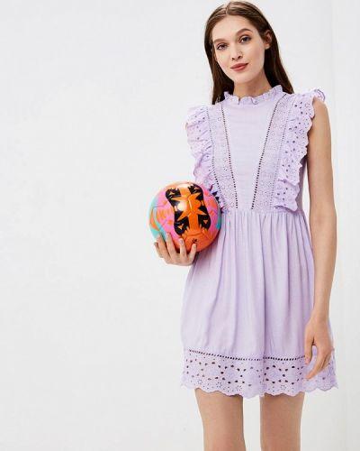 Фиолетовое платье Urban Bliss