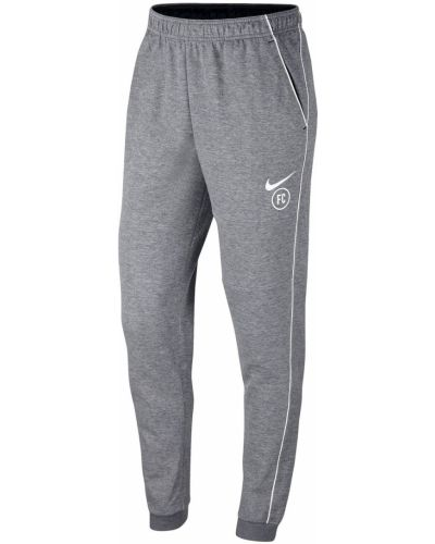 Klasyczne spodnie bawełniane z siateczką Nike