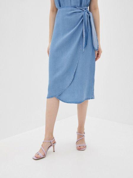Джинсовая юбка весенняя Vero Moda