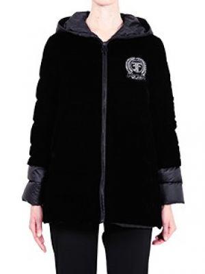 Куртка - черная Elisa Fanti