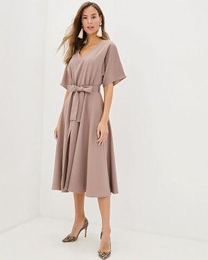 Платье - бежевое Krismarin