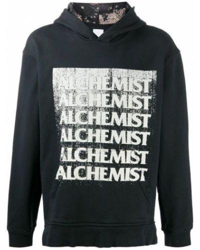 Czarna bluza Alchemist
