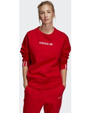 Джемпер флисовый Adidas