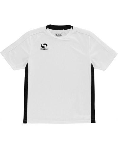 Koszula krótki rękaw z siateczką Sondico