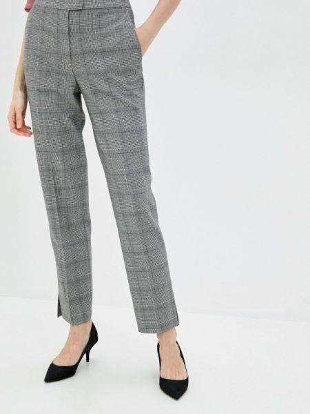 Серые классические брюки с карманами Mezzatorre