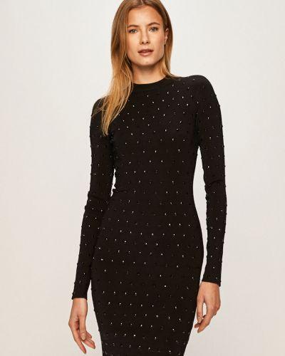 Облегающее платье мини с вырезом Marciano Guess