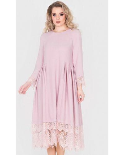 Платье розовое Filigrana