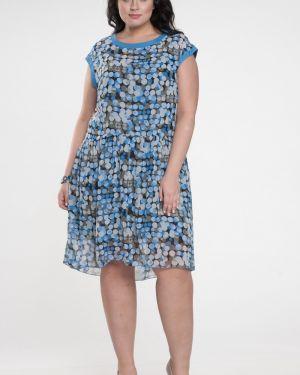 Летнее платье на пуговицах платье-сарафан прима линия