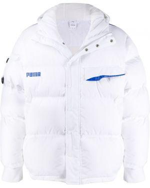 Куртка с капюшоном с логотипом на молнии Puma