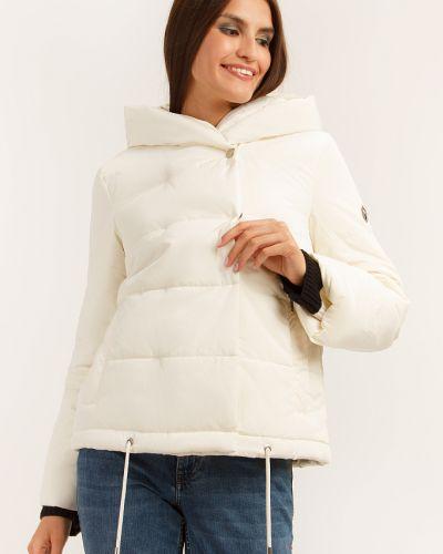 Утепленная куртка свободная с подкладкой Finn Flare