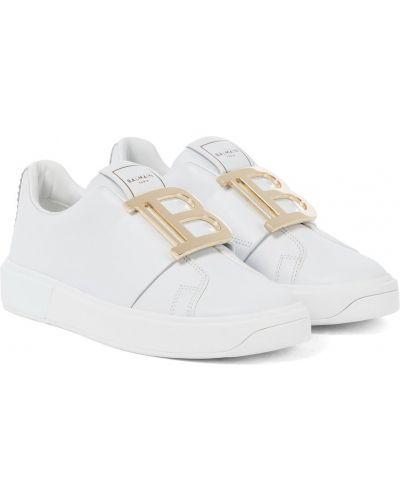 Sneakersy, biały Balmain