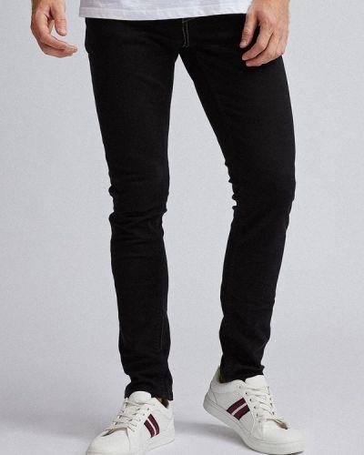 Джинсы-скинни черные Burton Menswear London