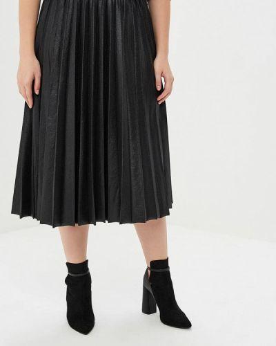 Черная юбка Lost Ink Plus