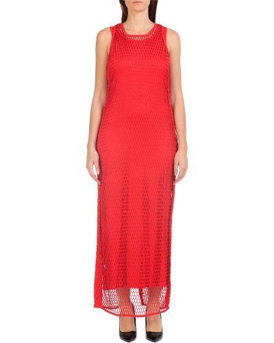 Czerwona sukienka Jijil