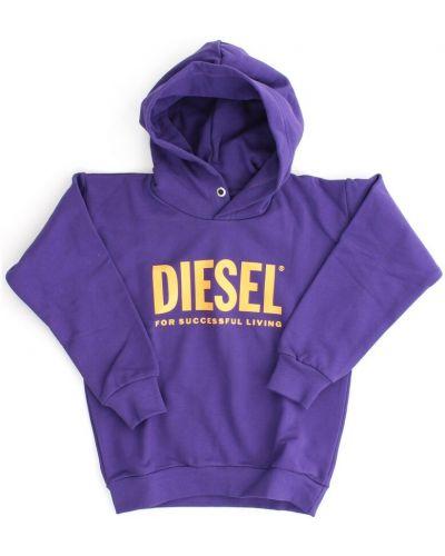 Fioletowa bluza Diesel