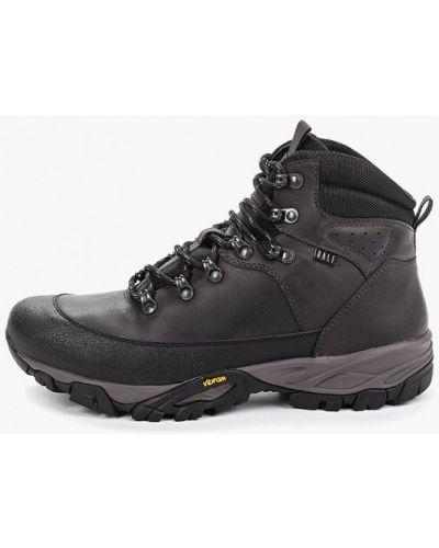 Трекинговые черные кожаные ботинки Ralf Ringer
