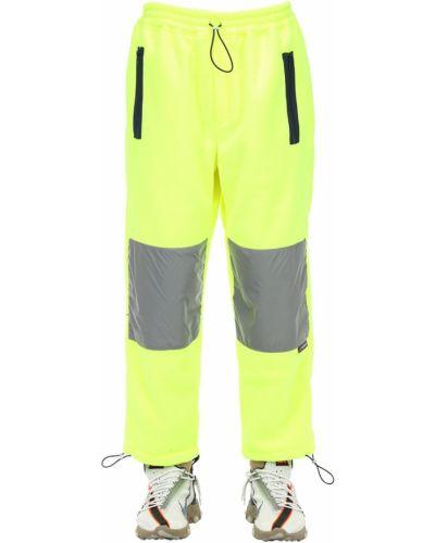 Żółte spodnie Lc23