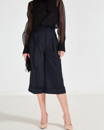 Блузка шелковая комбинированный Jm Studio