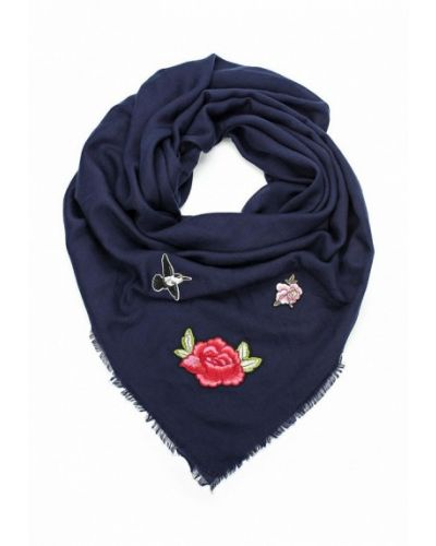 Синий платок Fabretti