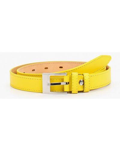 Желтый ремень Olio Rosti