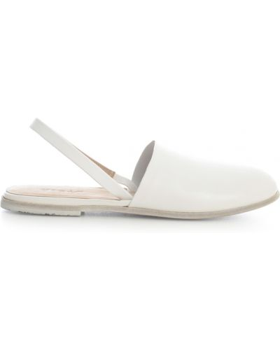 Białe sandały Marsell