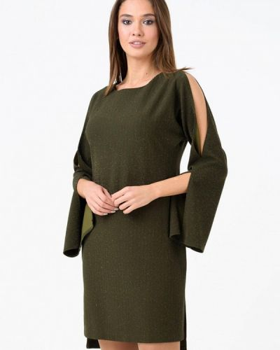Вечернее платье - зеленое Ricamare
