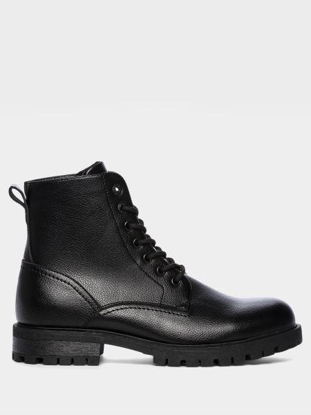 Ботинки милитари - черные M Wone