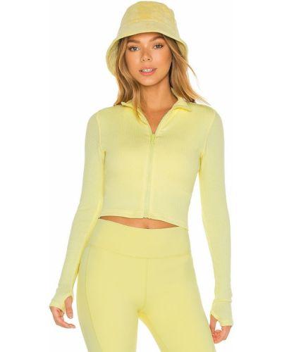 Облегченная куртка - желтая Alala