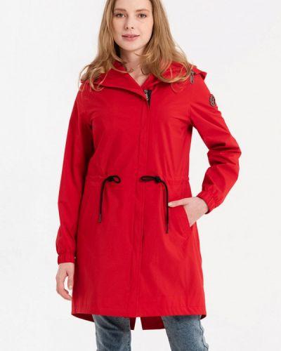 Красная парка Lab Fashion