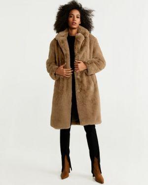 Пальто пальто на пуговицах Mango